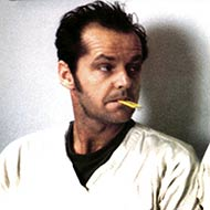 scene from One Flew Over the Cuckoo's Nest