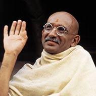 scene from Gandhi with Ben Kingsley