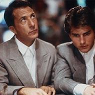 scene from Rain Man with Dustin Hoffman