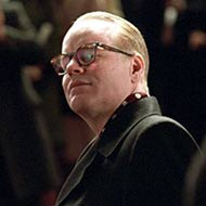 scene from Capote with Philip Seymour Hoffman