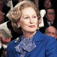 scene from The Iron Lady with Meryl Streep