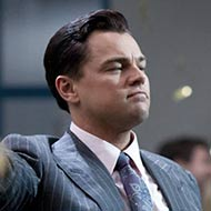 scene from The Wolf of Wall Street with Leonardo DiCaprio