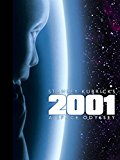 Poster for the movie 2001: A Space Odyssey