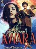 Poster for the movie Awaara