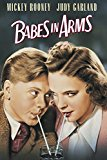 DVD cover for the movie Babes in Arms
