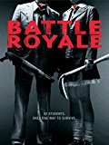 Poster for the movie Battle Royale