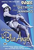 DVD cover for the movie The Blue Angel