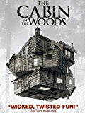 The Cabin in the Woods movie DVD cover