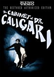 Poster for the 1920 movie The Cabinet of Dr. Caligari