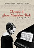 DVD cover for the movie The Chronicle of Anna Magdalena Bach