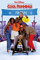 Cool Runnings movie poster