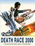 DVD cover for the movie Death Race 2000