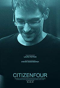 Citizenfour documentary movie poster