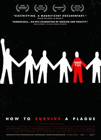 How to Survive a Plague documentary movie poster