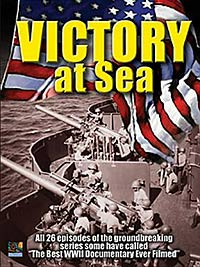 Victory at Sea documentary DVD cover