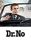 Poster for the James Bond movie Dr. No