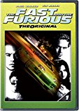 DVD cover for the movie The Fast and the Furious