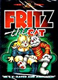 Poster for the movie Fritz the Cat