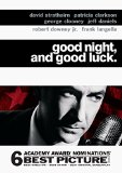 DVD cover for the movie Good Night, and Good Luck.