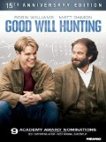 DVD cover for the movie Good Will Hunting