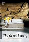 DVD cover for the movie The Great Beauty