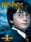 DVD cover for the movie Harry Potter and the Philosopher's Stone