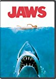 DVD cover for the movie Jaws