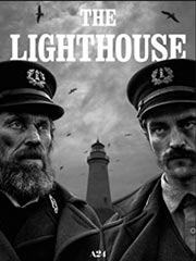 """The Lighthouse"" horror movie poster"