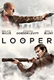 Looper movie DVD cover