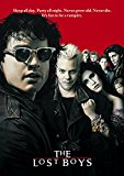DVD cover for the movie The Lost Boys