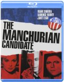 DVD cover for the movie The Manchurian Candidate