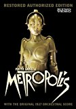 Poster for the movie Metropolis
