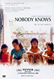 Poster for the movie Nobody Knows