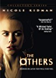 Image of DVD cover for the movie The Others