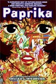 DVD cover for the movie Paprika
