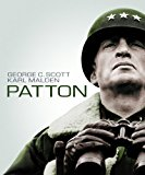 DVD cover for the movie Patton