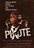 DVD cover for the movie Pixote