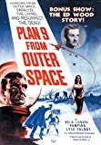 Poster for the movie Plan 9 from Outer Space