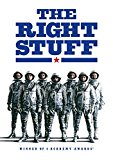 Poster for the movie The Right Stuff