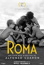 Roma - 2018 movie poster