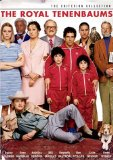 Image of DVD cover for the movie The Royal Tenenbaums