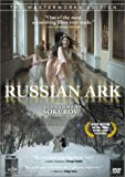 DVD cover for the movie Russian Ark