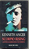 DVD cover for the movie Scorpio Rising