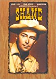 Poster for the 1953 movie Shane