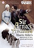 DVD cover for the movie Sir Arne's Treasure