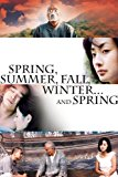 Poster for the movie Spring, Summer, Fall, Winter... and Spring