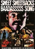 Poster for the movie Sweet Sweetback's Baadasssss Song