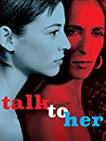 Image of DVD cover for the movie Talk to Her