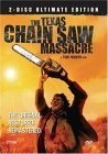 Poster for the movie The Texas Chain Saw Massacre