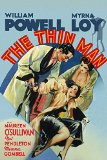 Poster for the movie The Thin Man